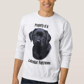 Property of a Labrador - I Love my Labrador Sweatshirt