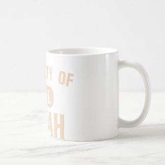 Property of Allah - Mike Tyson Coffee Mug