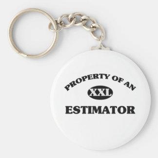 Property of an ESTIMATOR Key Chain