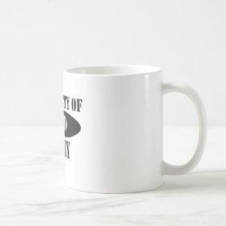 Property of Army Dad Mug
