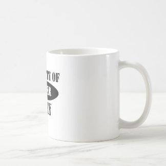 Property of Army Sister Coffee Mug