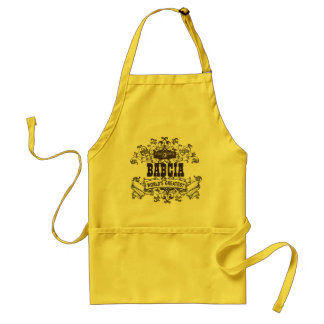Property Of Babcia or any name Aprons