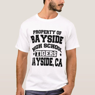 PROPERTY OF BAYSIDE HIGH SCHOOL T-Shirt