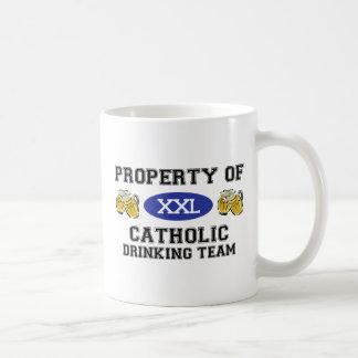 Property of Catholic Drinking Team Mug