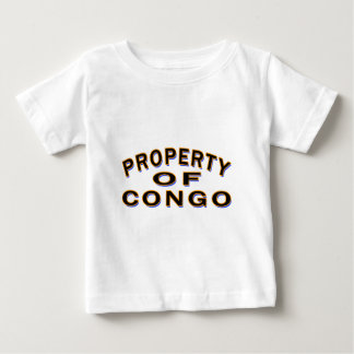 Property Of Congo Baby T-Shirt