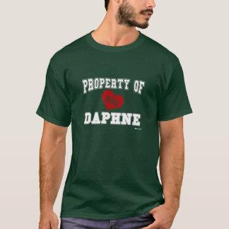 Property of Daphne T-Shirt