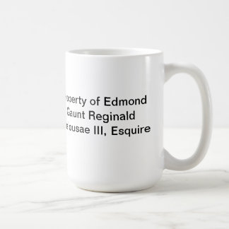 Property of Edmond Mug