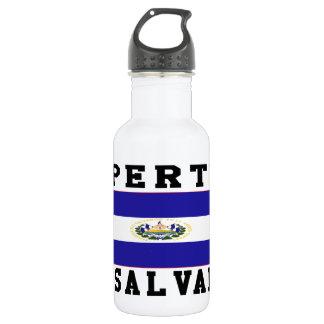 Property Of El Salvador 532 Ml Water Bottle