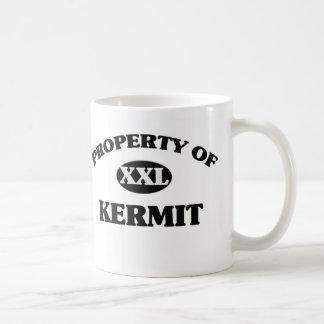 Property of KERMIT Mugs