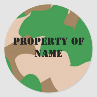 Property of name Label