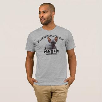 Property of Nayla T-Shirt