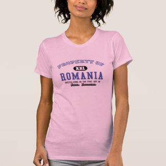 Property of Romania T-Shirt