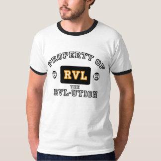 Property of RVL-ution Shirt Ringer