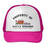 Property of Santa's Workshop Gift