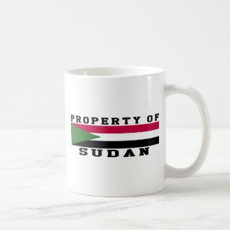 Property Of Sudan Mugs