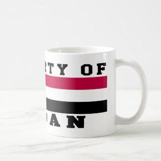 Property Of Sudan Mug