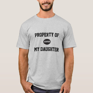 """""""PROPERTY OF"""" T-Shirt"""
