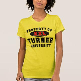 Property of Turner University T-Shirt