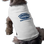 Property of xxl Chinese Crested University Sleeveless Dog Shirt