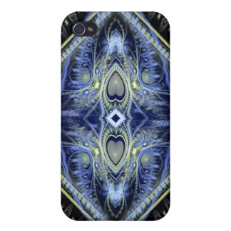 Prophecy Fractal Art iPhone 4/4S Cover