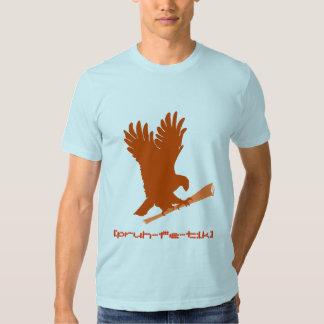 Prophetic scroll tee shirt