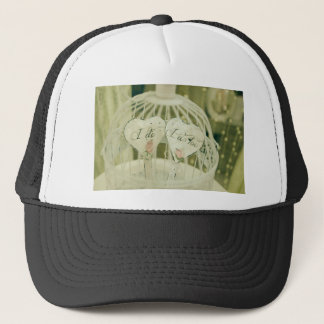 Proposal accepted trucker hat