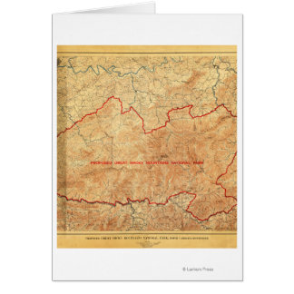 Proposal for Great Smoky Mountains National Park Greeting Cards