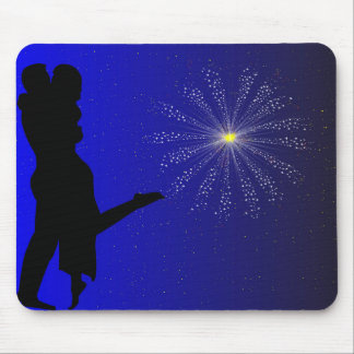 Proposal of Marriage Mouse Pad