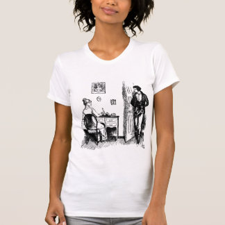 Proposal - Pride and Prejudice - Jane Austen T-Shirt