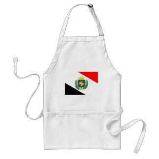 Proposed Flag of Brazil (1890) Adult Apron