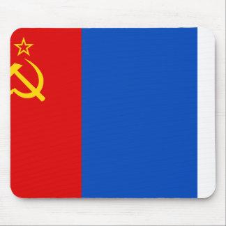 Proposed Pridnestrovie flag Mousepad