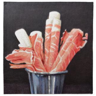 Prosciutto Wraps Napkin