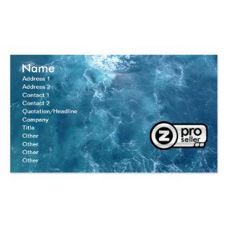 ProSeller Silver Fine Art Business Card 3D