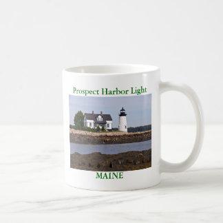 Prospect Harbor Lighthouse, Maine Mug