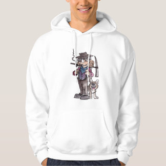 Prospector with Dog Hoodies