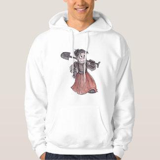 Prospector with Shovel 2 Sweatshirts