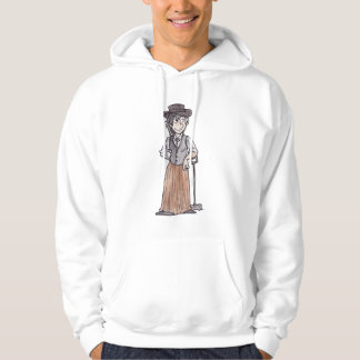 Prospector with Shovel Hoodie