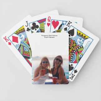 Prosperity Path Ashram EVENT Planners Bicycle Playing Cards