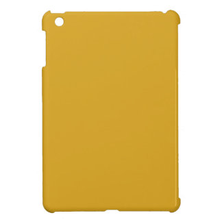 Prosperously Golden Gold Color Case For The iPad Mini