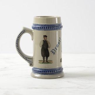 Prost! Old Fashioned German Oktoberfest Mug