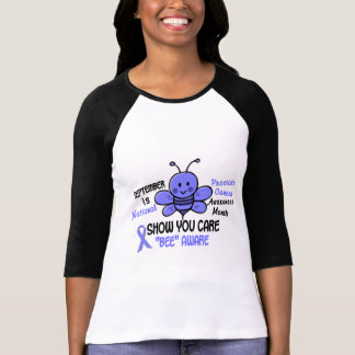 Prostate Cancer Awareness Month Bee 1.1 T-Shirt