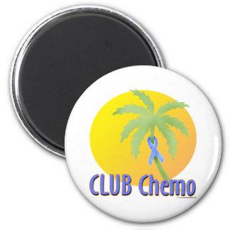 Prostate Cancer 6 Cm Round Magnet