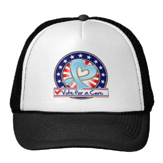 Prostate Cancer Vote For a Cure Mesh Hats