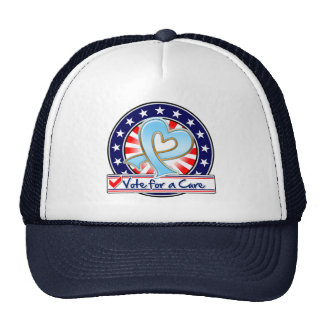 Prostate Cancer Vote For a Cure Trucker Hat