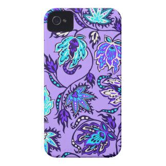 Protea Batik Tropical iPhone 4 Cases