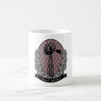 Protea en Windpomp Coffee Mug