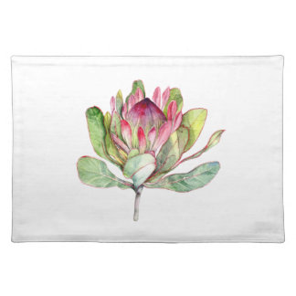 Protea Flower Placemat
