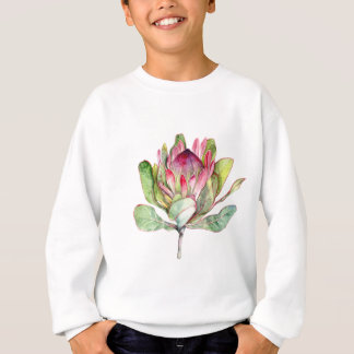 Protea Flower Sweatshirt