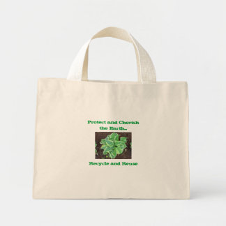 Protect and Cherish the Earth Bag