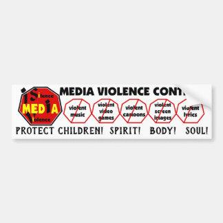 Protect Children! Spirit Body Soul Bumper Sticker